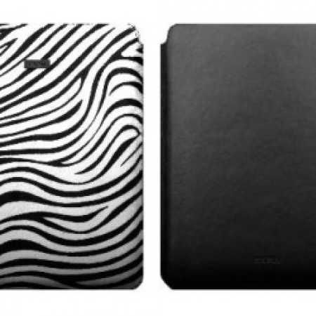Чехол Safara Classic Collection iPad (Zebra/Black)