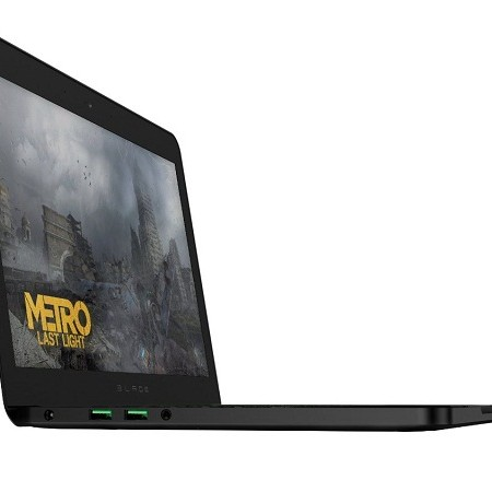 "Ноутбук Razer Blade 14""  (Intel Core i7-2.2GHz/8GB DDR3L/512 GB SSD/Windows 8.1/14"") фото 1"