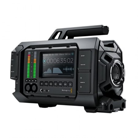 Видеокамера Blackmagic URSA EF фото 1
