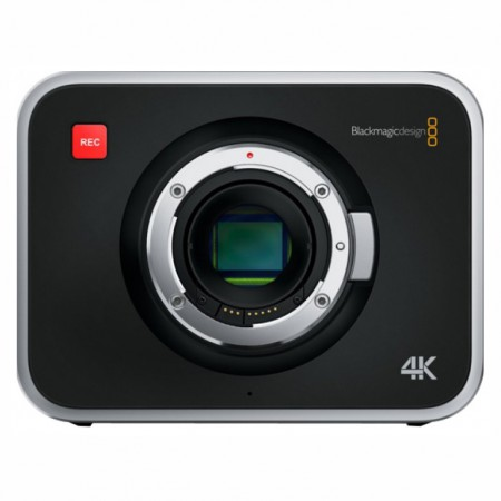 Видеокамера Blackmagic Production Camera 4K PL фото 1