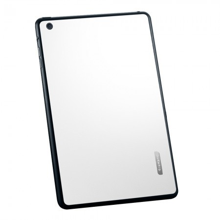 Пленка iPad Mini Skin Guard Set ( Leather pattern white) фото 1