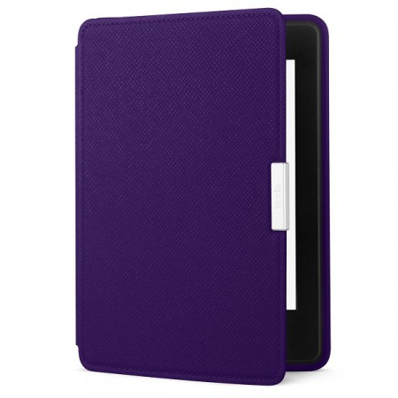 Чехол Amazon Kindle Paperwhite Leather Cover Royal Purple фото 1