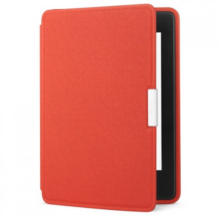 Чехол Amazon Kindle Paperwhite Leather Cover Persimmon фото 1