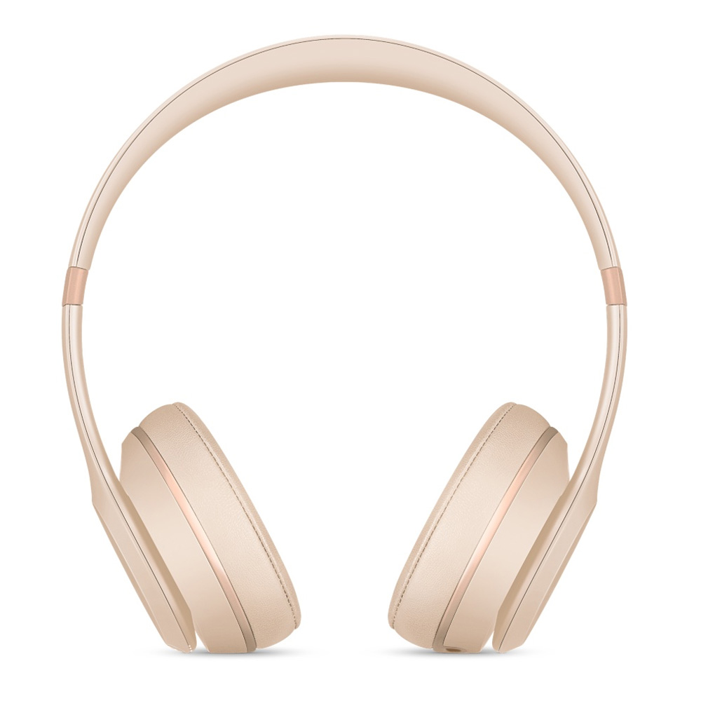 Наушники Beats Solo3 Wireless Matte Gold  фото