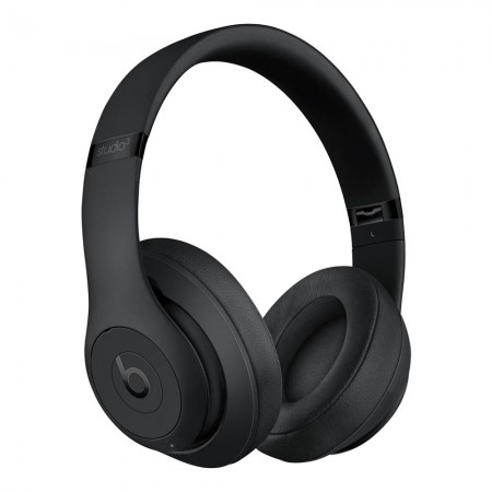 Наушники Beats Studio 3 Wireless, Midnight Black фото 1