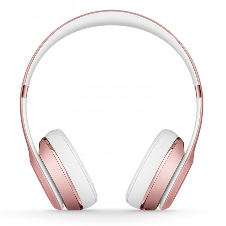 Наушники Beats Solo3 Wireless Rose Gold фото 1