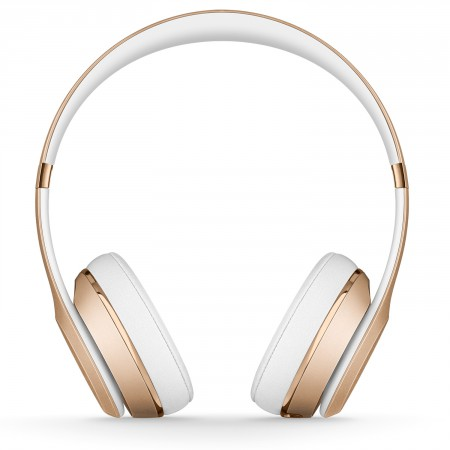 Наушники Beats Solo3 Wireless Gold фото 1