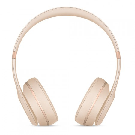 Наушники Beats Solo3 Wireless Matte Gold фото 1