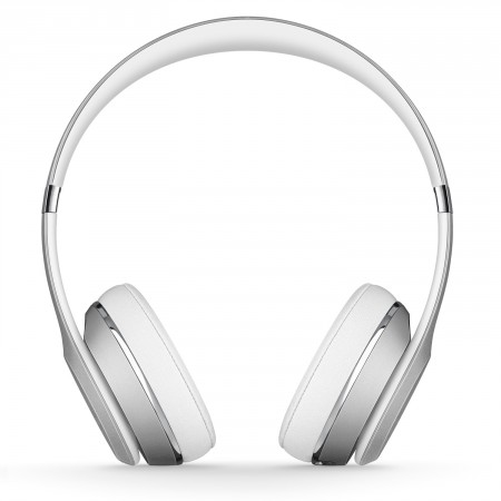 Наушники Beats Solo3 Wireless Silver фото 1