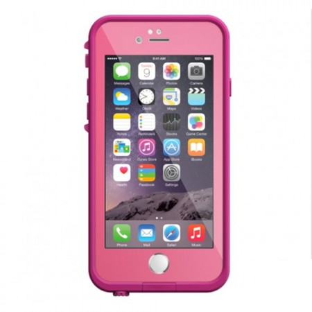 Чехол Lifeproof Fre для iPhone 6 Pink фото 1