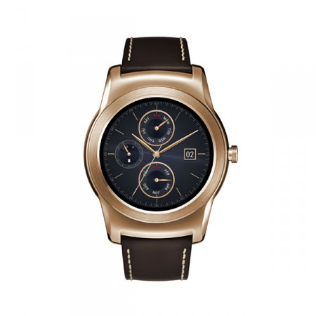 Умные часы LG Watch Urbane Gold фото 1