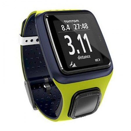 Умные часы TomTom Runner GPS Watch — Green/Dark Blue фото 1