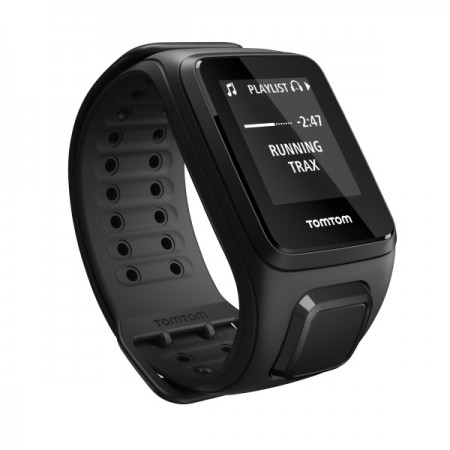 TomTom Spark — Black фото 1