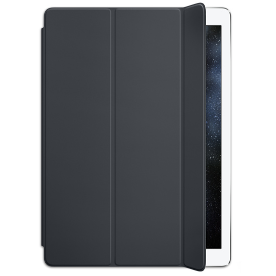 Чехол iPad Pro Smart Cover Charcoal Gray  фото