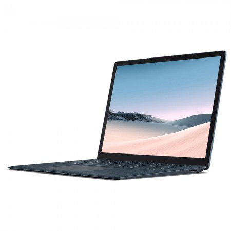 "Ноутбук Microsoft Surface Laptop 3 13.5 (Intel Core i7 1065G7 1300 MHz/13.5""/2256x1504/16GB/512GB SSD/DVD нет/Intel Iris Plus Graphics/Wi-Fi/Bluetooth/Windows 10 Home) Cobalt Blue (Alcantara®) фото 1"