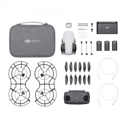 Квадрокоптер DJI Mavic Mini Fly More Combo фото 1