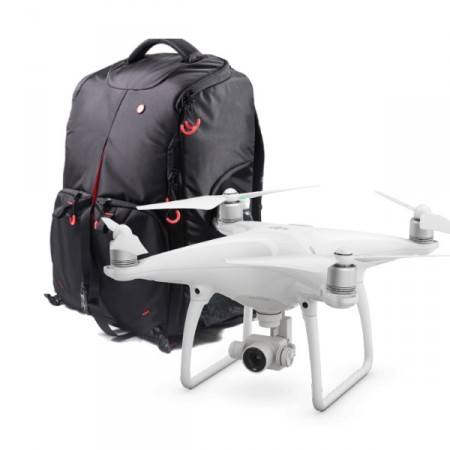 Квадрокоптер DJI Phantom 4 + Рюкзак Universal Waterproof Bag Backpack фото 1