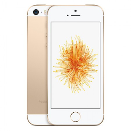 Смартфон Apple iPhone SE 32Gb Gold фото 1