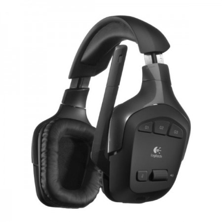 Гарнитура Logitech Wireless Gaming Headset G930 фото 1