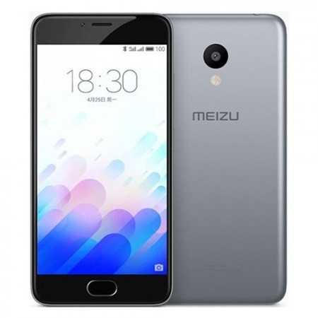 Смартфон Meizu M3S 16Gb Gray фото 1