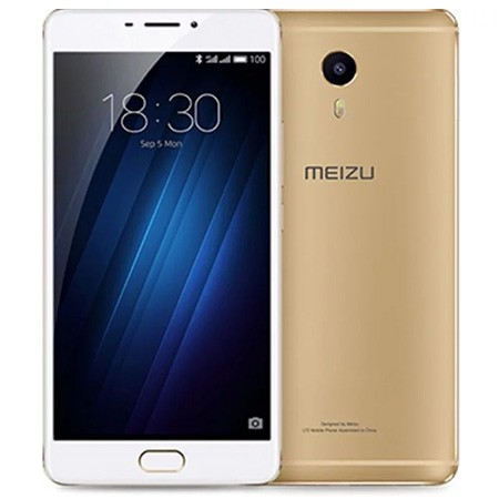 Смартфон Meizu M3 max 3Gb 64Gb Gold фото 1