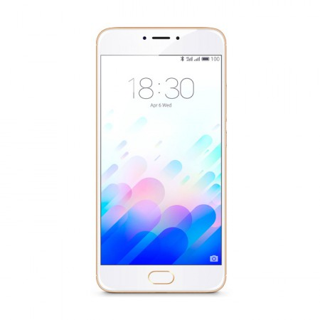 Смартфон Meizu M3 Note 32Gb Gold фото 1