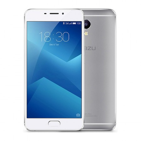Смартфон Meizu M5 Note 64Gb White фото 1