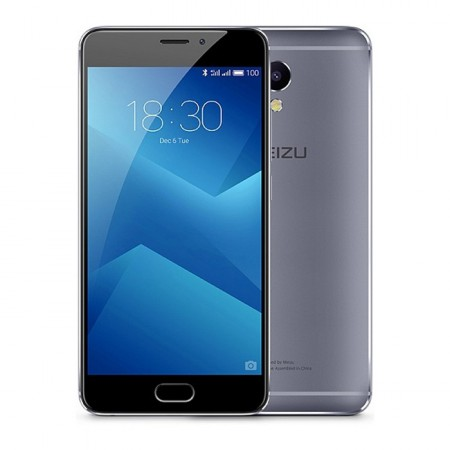 Смартфон Meizu M5 Note 16Gb Gray фото 1