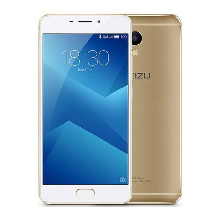 Смартфон Meizu M5 Note 32Gb Gold фото 1