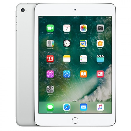Планшет Apple iPad mini 4 128GB Wi-Fi Silver фото 1