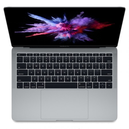 "Ноутбук Apple MacBook Pro 13"" 2017 Z0UK0LL/A (Intel Core i5 2300 Mhz/13.3""/2560x1600/8Gb/512Gb SSD/Intel Iris Graphics 640/Space Gray) фото 1"