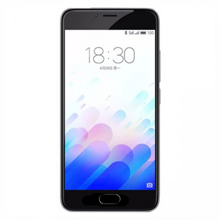 Смартфон Meizu M5 32Gb White фото 1