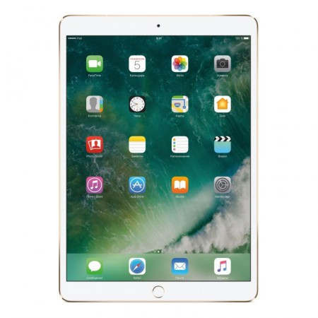 "Планшет Apple iPad Pro 10.5"" 256Gb Wi-Fi+LTE Gold фото 1"