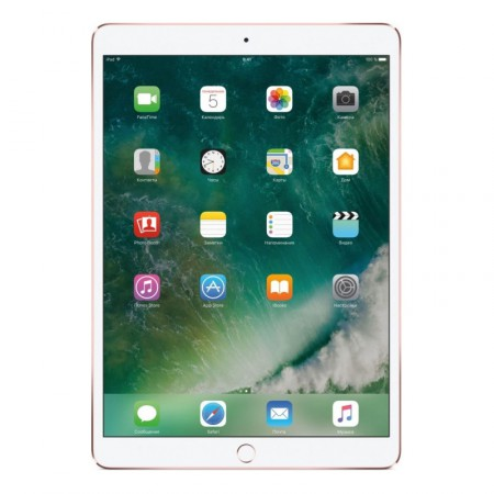 "Планшет Apple iPad Pro 10.5"" 256Gb Wi-Fi+LTE Rose Gold фото 1"