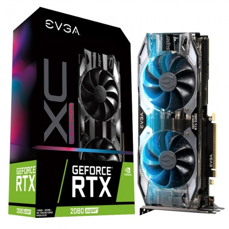 Видеокарта EVGA GeForce RTX 2080 SUPER XC ULTRA 8GB (08G-P4-3183-KR) фото 1
