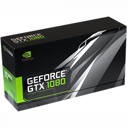 Видеокарта NVidia Geforce GTX 1080 Founders Edition 900-1G413-2500-001 фото 1