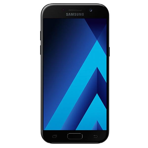 Смартфон Samsung Galaxy A5 (2017) SM-A520F Black  фото
