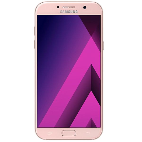 Смартфон Samsung Galaxy A7 (2017) SM-A720F Pink  фото
