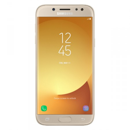Смартфон Samsung Galaxy J5 (2017) DS SM-J530FM Gold фото 1