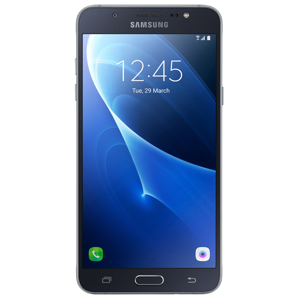 Смартфон Samsung Galaxy J7 (2016) SM-J710FN Black  фото