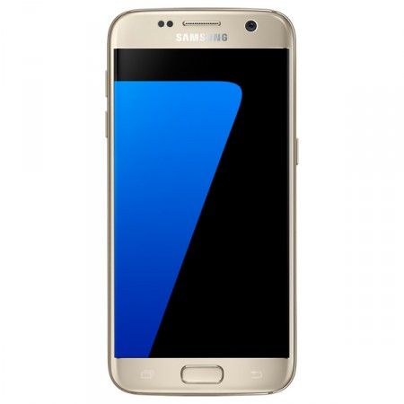 Смартфон Samsung Galaxy S7 32Gb G930 Gold фото 1
