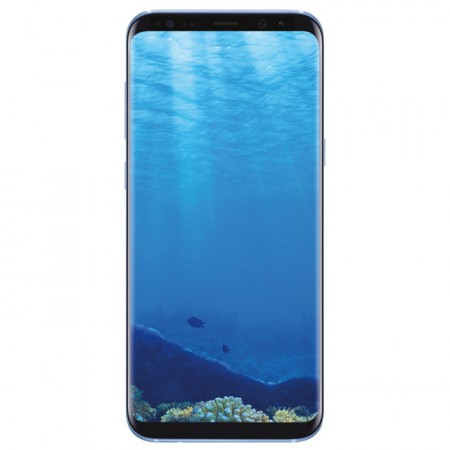 Смартфон Samsung Galaxy S8 Plus 64Gb G955 Coral Blue фото 1