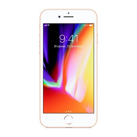 Смартфон Apple iPhone 8 256Gb Gold фото 1