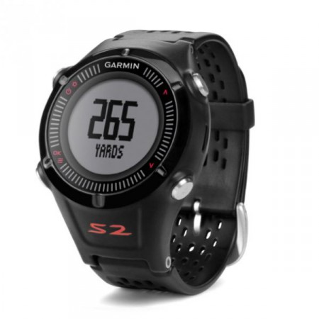 Умные часы Garmin Approach S2 Black фото 1