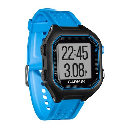 Часы Garmin Forerunner 25 GPS Black/Blue фото 1