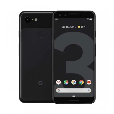 Смартфон Google Pixel 3 XL 64Gb Just Black