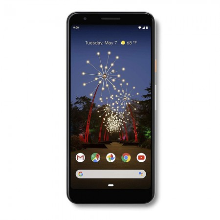 Смартфон Google Pixel 3a 64Gb Clearly White фото 1