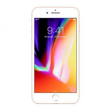Смартфон Apple iPhone 8 64Gb Plus Gold фото 1