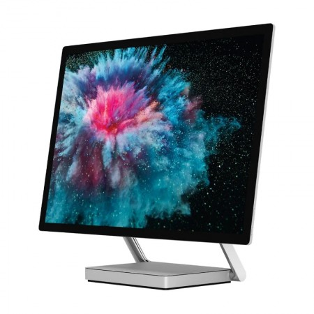 "Моноблок Microsoft Surface Studio 2 28"" (Core i7-7820HQ/32Gb RAM/1Tb SSD/NVidia GeForce GTX 1070 8Gb/Win 10 Pro/Platinum) фото 1"