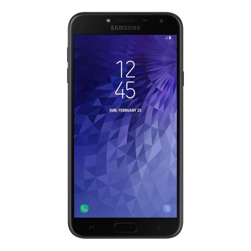 Смартфон Samsung Galaxy J4 (2018), черный  фото